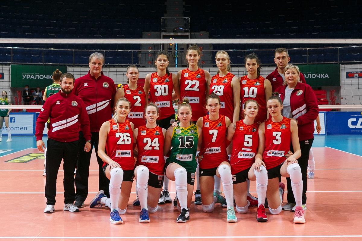 В Екатеринбурге стартовал новый волейбольный сезон
