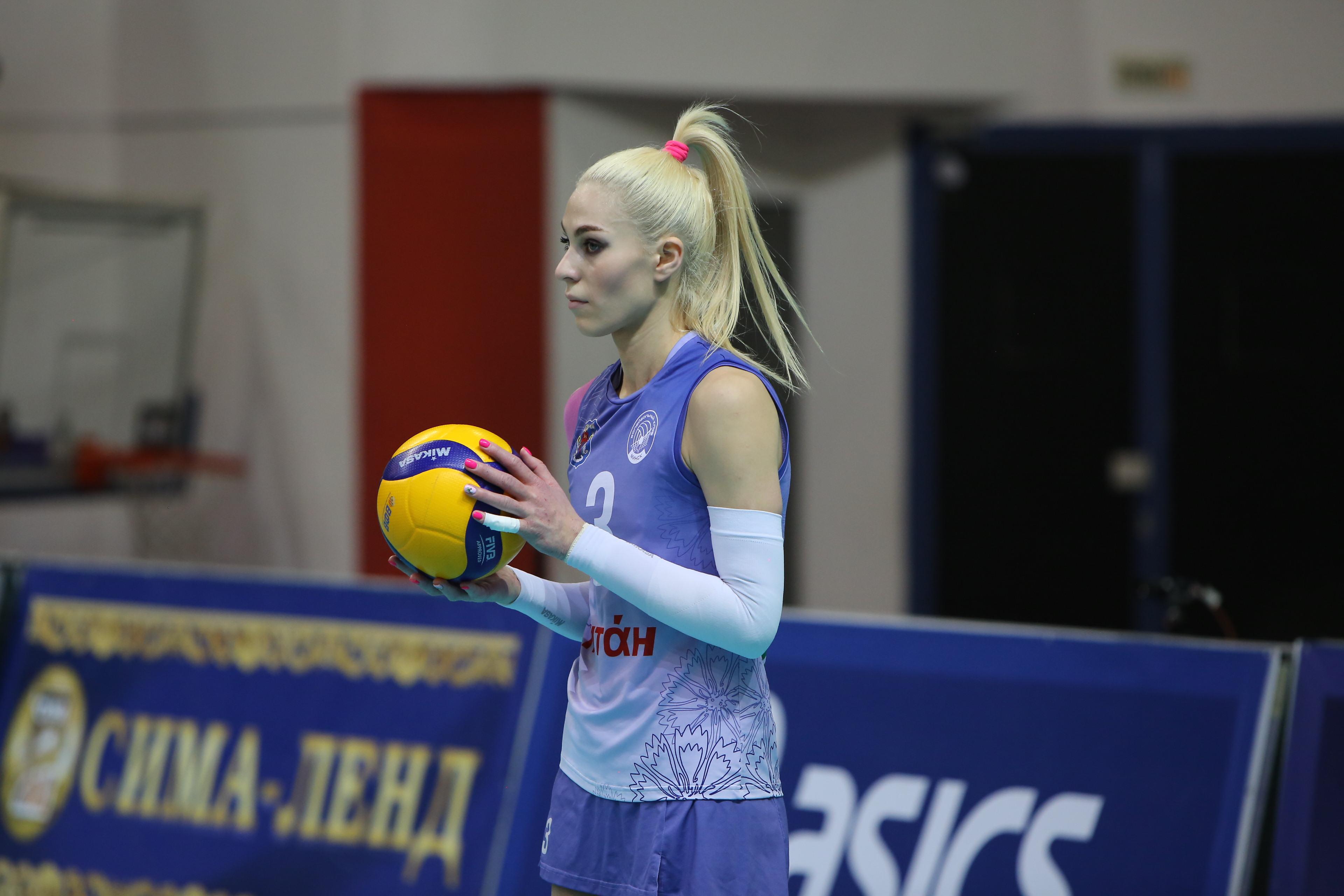 Чемпионат России: Уралочка-НТМК — Минчанка. 21.02.2021